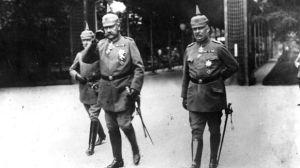 Hindenburg y Ludendorff